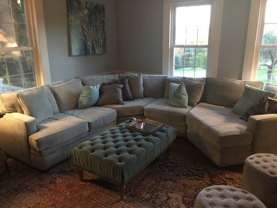 Marlboro, Βερμόντ: Guest Lounge Area.