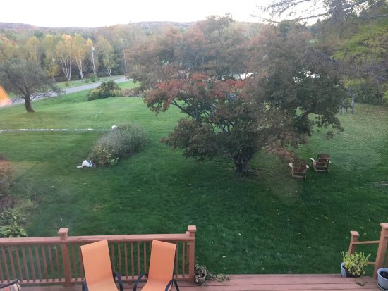 Marlboro, Βερμόντ: View From Room.