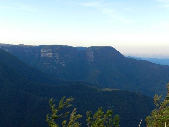 National Park of Aparados da Serra: canion