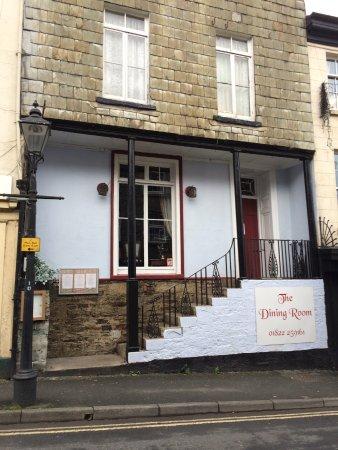 Tavistock, UK: Dining Room