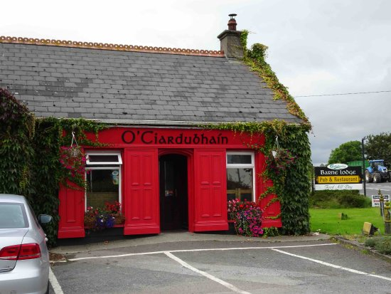 Barne Lodge Pub and Restaurant: Entrée du restaurant