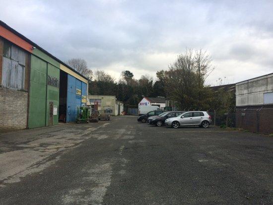 Tavistock, UK: From Pixon Lane