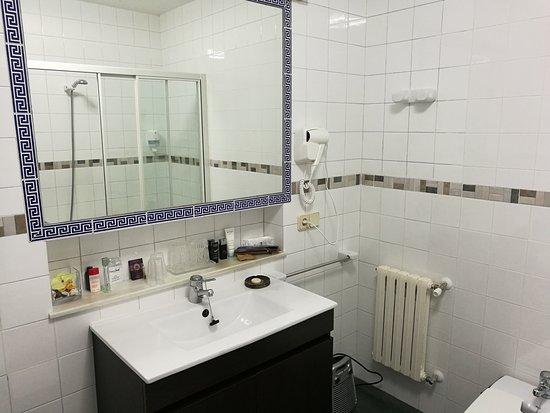 Туи, Испания: baño