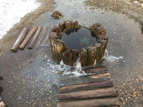 Solikamsk, Rusland: Зачем только мусор туда бросать? Не понятно.