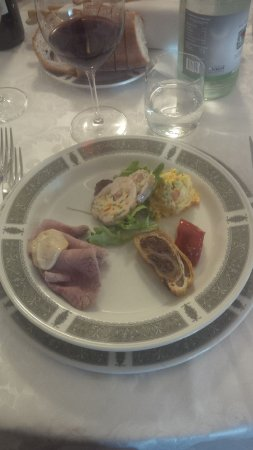 Province of Cuneo, Italy: antipasto