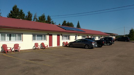 Parrsboro, Canada: Motel Units Sunshine Inn