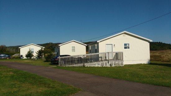 Parrsboro, Canada: Cabins Sunshine Inn