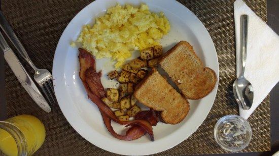 Parrsboro, Canada: Breakfast Sunshine Inn