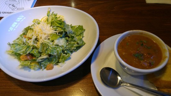 Silverdale, WA: Gumbo & Caesar