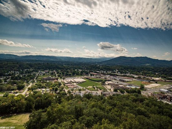 Johnson City, TN : The view from the top never gets old!