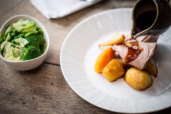 Petworth, UK: Sunday lunch