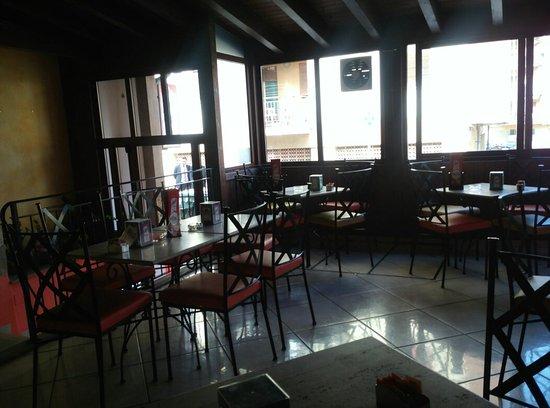 Patti, Włochy: Bar del Corso