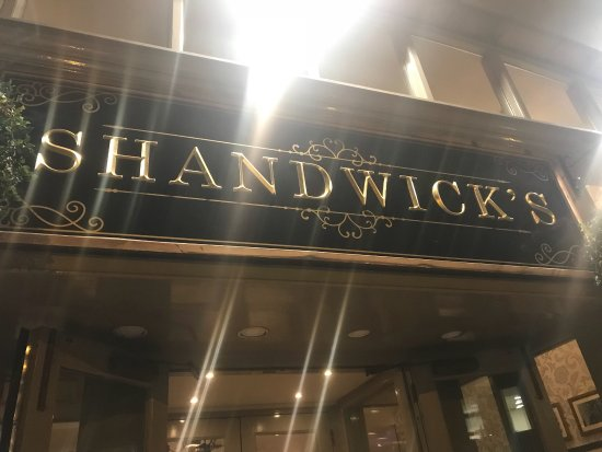 Shandwicks Edinburgh