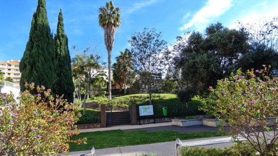 Jardim Publico da Ajuda