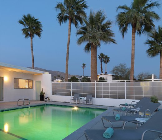 Pool - Picture of Sagewater Spa, Desert Hot Springs - Tripadvisor