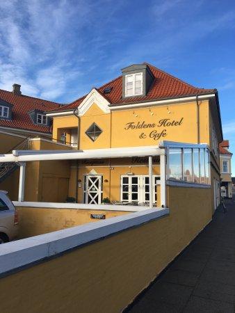 foldens hotel cafe