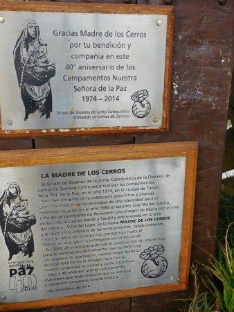 Monumento a Don Quijote de la Mancha en Tandil: La madre de los cerros