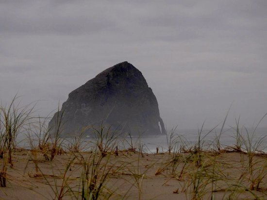 Cloverdale, OR: At Cape Kiwanda about a mile away.