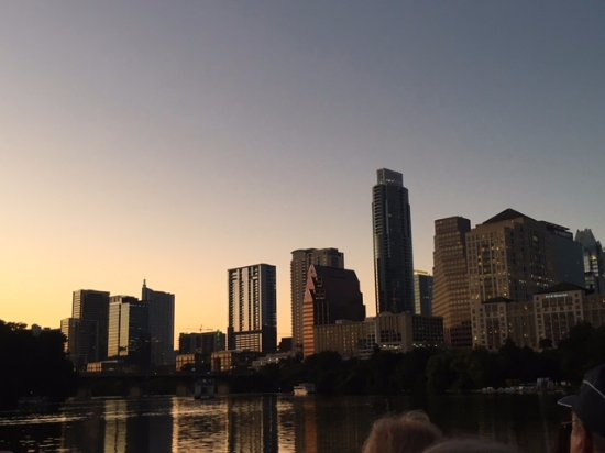 Capital Cruises: Austin at Sunset