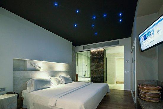 """Hotel Boutique Mc San José: Habitación """"Junior Suite De Luxe"""" del Hotel MC San José."""