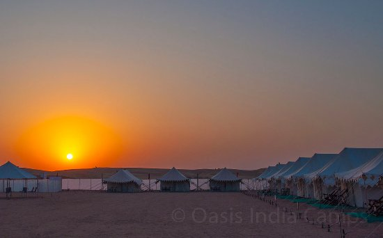 Oasis India Camps Photo