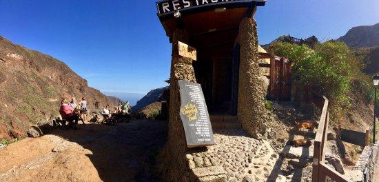 Restaurante La Era: La Era am Ende des Tals