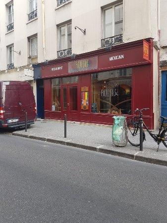Fajitas, Paris - Odeon / Saint-Michel - Restaurant Reviews ...