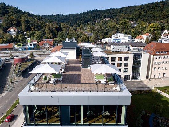 Schwäbisch Gmünd, Deutschland: Hi, Rooftop Bar
