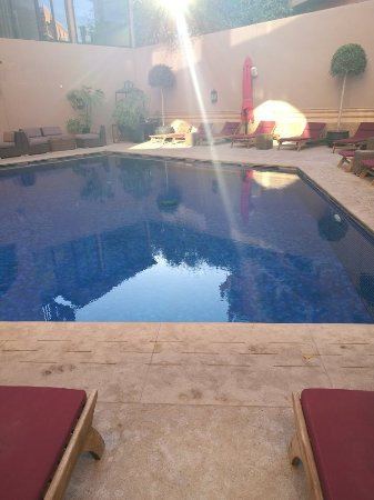 Hivernage Hotel & Spa: IMG_20171113_161854_large.jpg