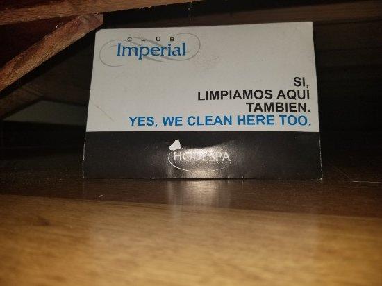 Hodelpa Gran Almirante Hotel & Casino: 20171115_212259_large.jpg