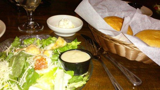 Reading, Pensilvanya: caeser salad