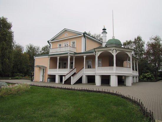 "Sergei Esenin Museum : Музей ""Анна Снегина"" в господском доме"