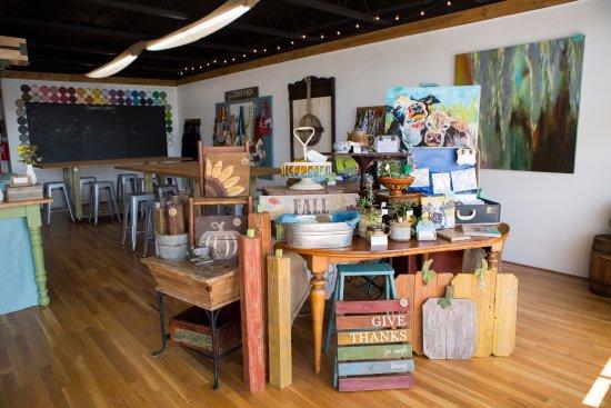 Tucker, جورجيا: Gift shop