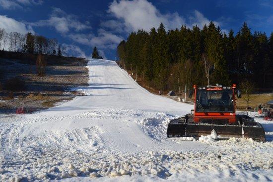 Ski Resort Bystre-Hamry