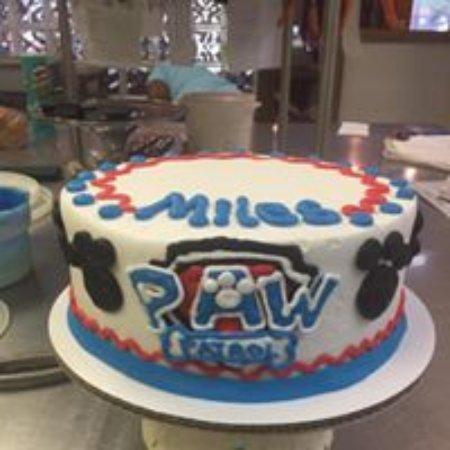 Pine Bluff, AR: cake