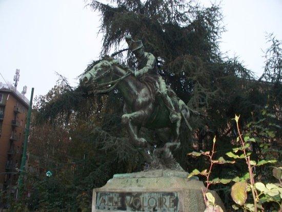 Monumento alla Voloire