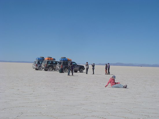Uyuni, Bolivia: Taking a break from the long expedition from La Paz