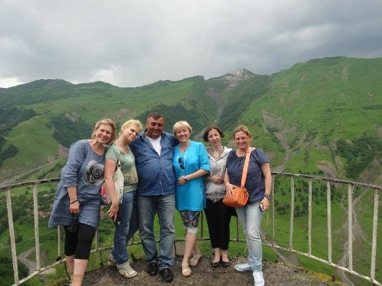 Travel Caucasus