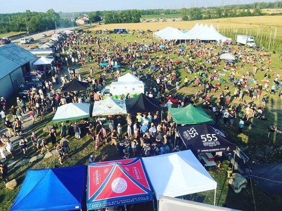 Bath, Canada: Back to the Farm 2017