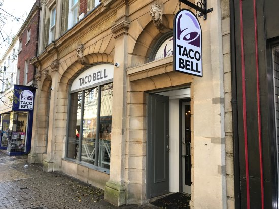 Taco Bell Poole 141 High St Updated 2020 Restaurant