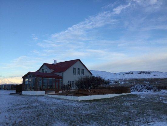 Grundarfjorour, Ισλανδία: Sudur-Bar Guesthouse