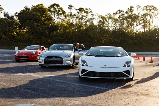 Exotic Driving Events