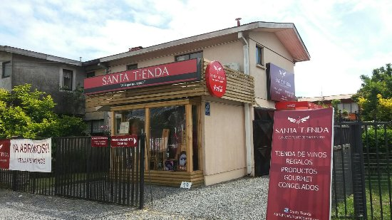 San Pedro de la Paz, Chile: Santa Tienda