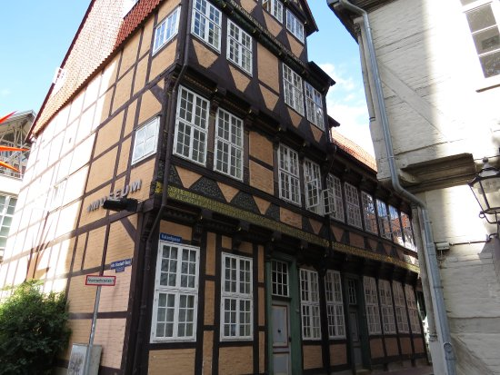 Celle, Germany: Kalandgasse