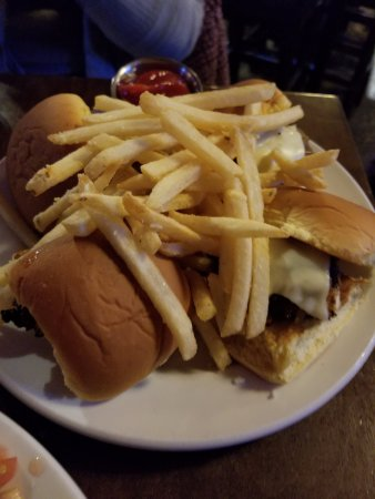 Vernon, CT: Bar Chick (chicken sliders)