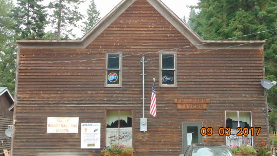 Murray, ID: one of the stops- great food-customer service- off the grid