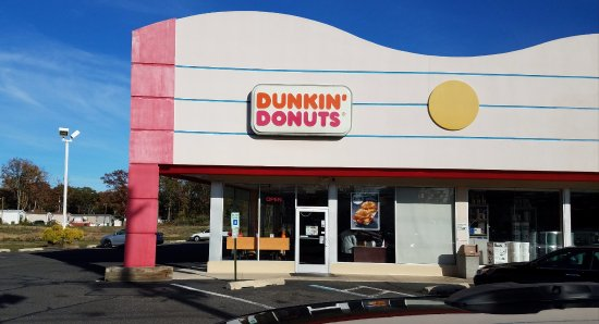 Eatontown, Nueva Jersey: Storefront on Route 35 North