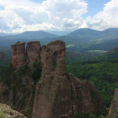 Belogradchik, Bulgaria: view around