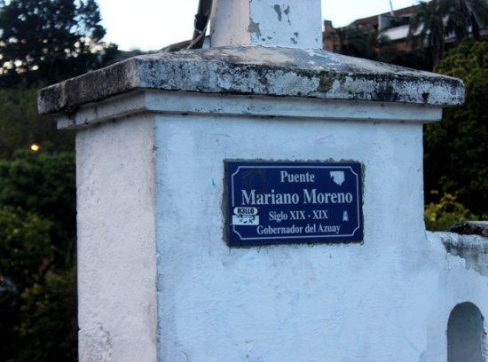 Puente Mariano Moreno
