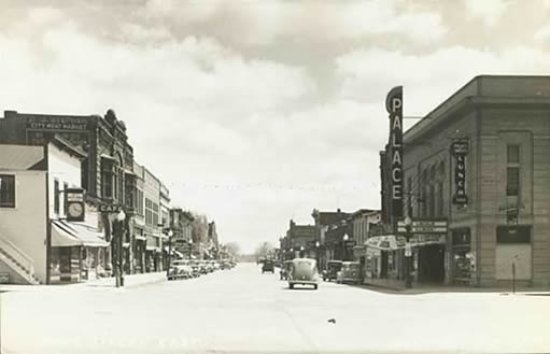 Luverne, MN: Historic Palace Theatre